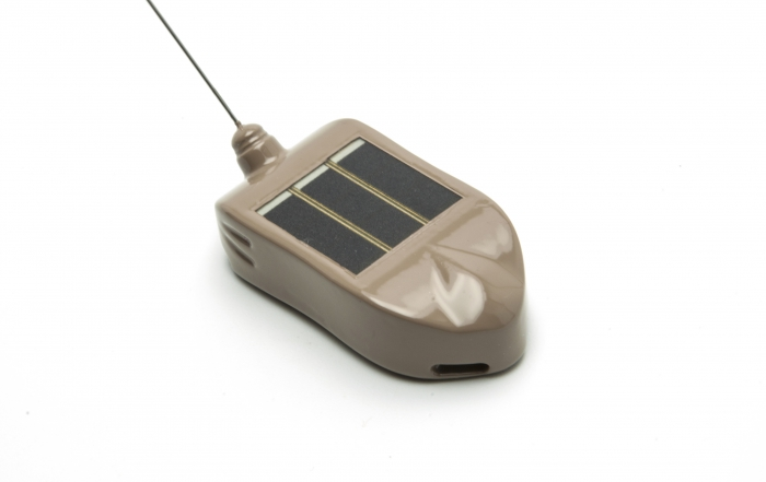 Alteos - Argos, GPS and VHF PTT, 20 grams with 4 efficient solar panels